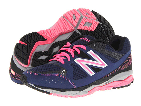 Adidasi New Balance - W1290 - Black/Pink/Blue