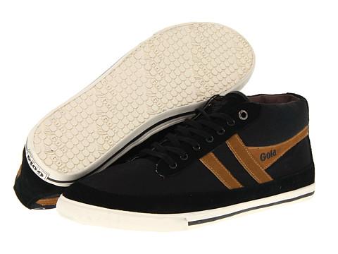 Adidasi Gola - Quaser - Black/Tan