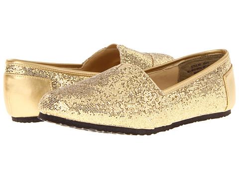 Balerini Annie - Glitter - Gold Glitter
