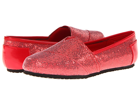 Balerini Annie - Glitter - Red Glitter