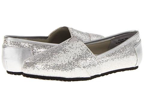 Balerini Annie - Glitter - Silver Glitter
