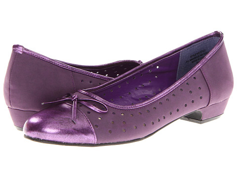 Balerini Annie - Barton - Purple Nubuck/Purple