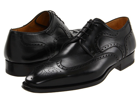 Pantofi Magnanni - Sergio - Black
