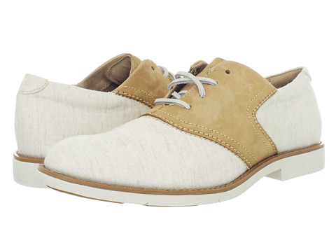 Pantofi Sperry Top-Sider - Jamestown Saddle Oxford - Light Tan