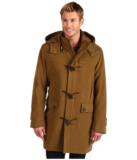 Jachete Cole Haan - Italian Wool Duffle Coat - Camel