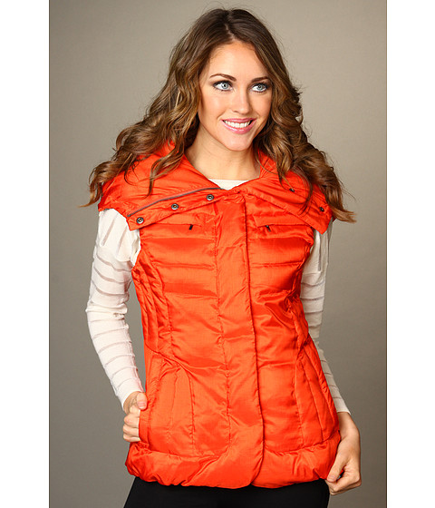Genti de umar Cole Haan - Sheen Down Vest - Orange