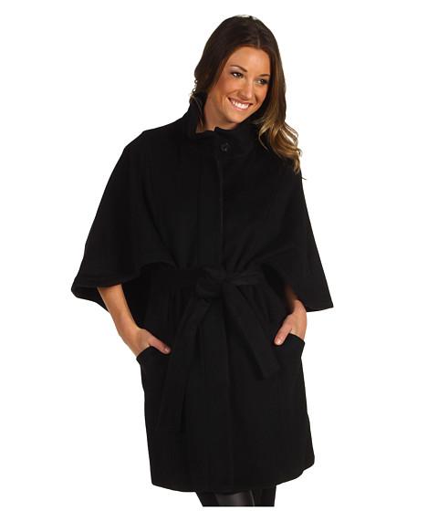 Jachete Hilary Radley Studio - Wool Blend Cape - Black