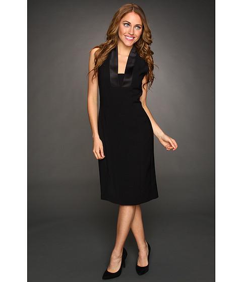 Rochii Anne Klein - Tuxedo Dress - Black