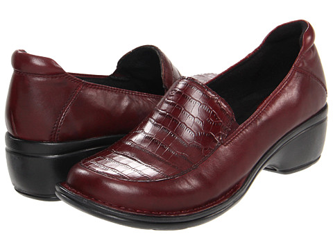 Pantofi Clarks - Mill Square - Red Leather