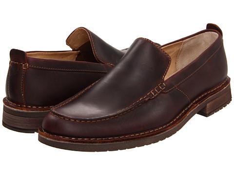 Pantofi Clarks - Erixon Pass - Brown Leather