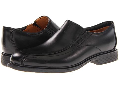 Pantofi Clarks - Un.Anders - Black Leather