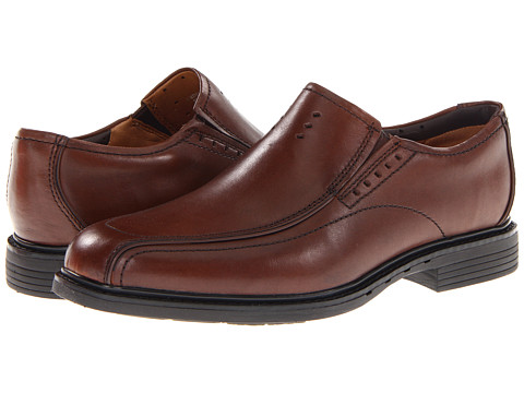 Pantofi Clarks - Un.Anders - Brown Leather
