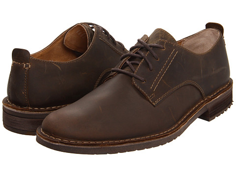 Pantofi Clarks - Erixon Chance - Tan Leather