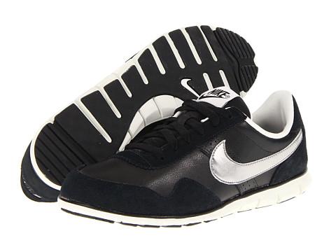 Adidasi Nike - Victoria NM - Leather - Black/Sail/Metallic Zinc