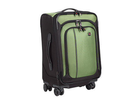 "Genti de voiaj Victorinox - Werks Travelerâ⢠4.0 - WT 22"" Dual Caster Expandable 8-Wheel U.S. Carry On - Emerald"