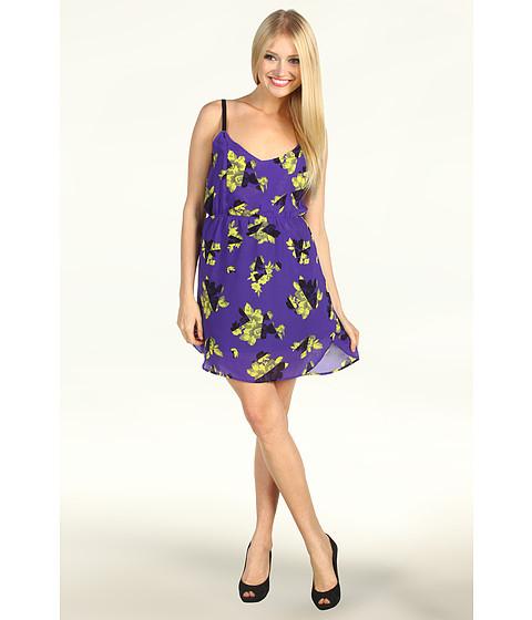 Rochii Volcom - Flowerless Dress - Liberty Blue