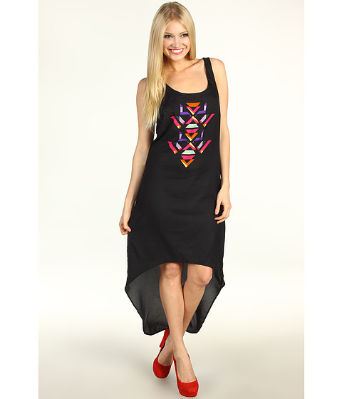 Rochii Volcom - Stones in My Shoes Maxi Dress - Black