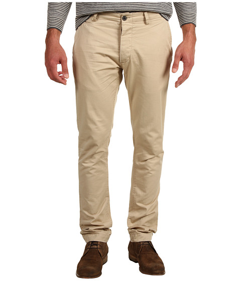 Pantaloni Shades of Grey - Slim Fit Chino - Stone