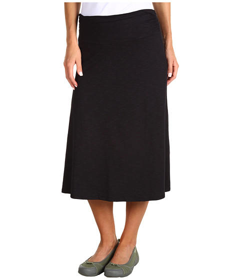 Fuste Horny Toad - Chaka Long Skirt - Black