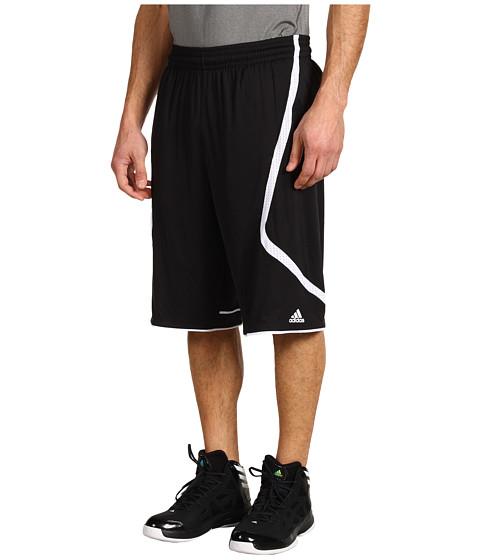 Pantaloni adidas - Shadow Short - Black/White