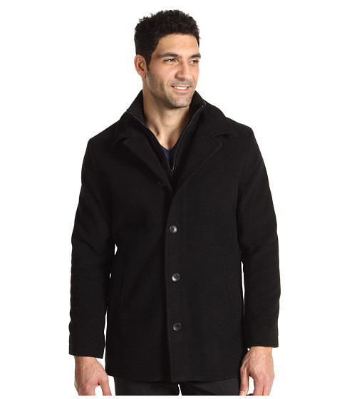 Jachete Calvin Klein - Carryover 3/4 Coat - Black