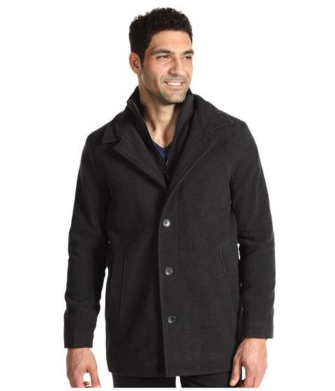 Jachete Calvin Klein - Carryover 3/4 Coat - Charcoal