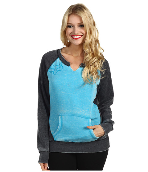 Bluze Fox - Potential Pullover - Crystal Blue