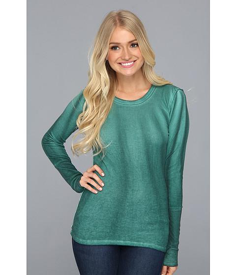 Bluze Fox - Ricochet L/S Pullover - Emerald