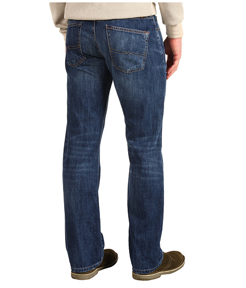 "Blugi Lucky Brand - 221 Original Straight 32\"" in Medium Temescal - Medium Temescal"