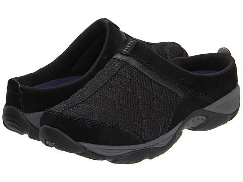 Sandale Easy Spirit - EZ Time - Black Textile/Suede