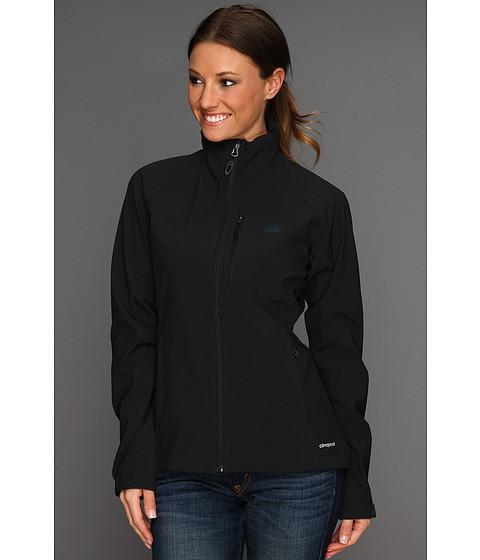 Bluze adidas - Hiking/Trekking Softshell Jacket - Black/Tech Onix