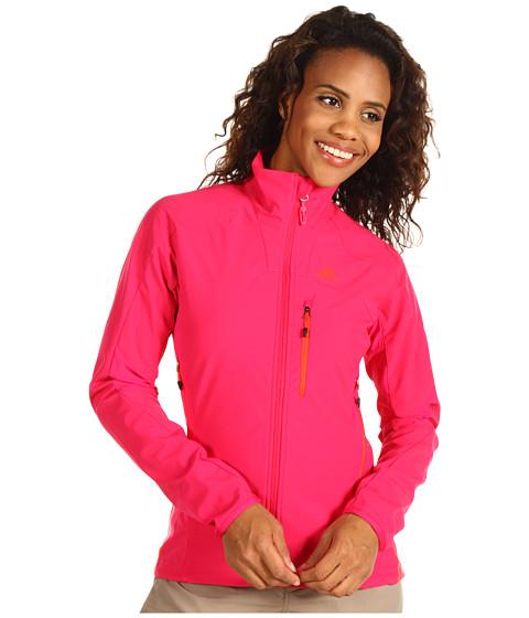 Bluze adidas - W Terrex Swift Soft Shell Jacket - Bright Pink