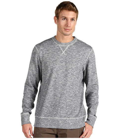 Pulovere The North Face - L/S Copperwood Crew - Deep Water Blue