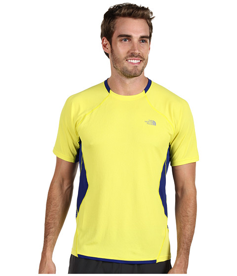 Tricouri The North Face - Better Than Naked⢠S/S Top - Energy Yellow