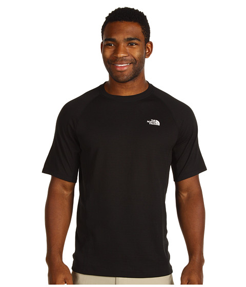 Tricouri The North Face - Split Crew - TNF Black/TNF Black