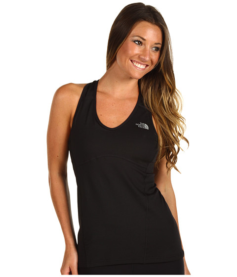 Bluze The North Face - Eat My Dust Sport Tank - TNF Black/TNF Black