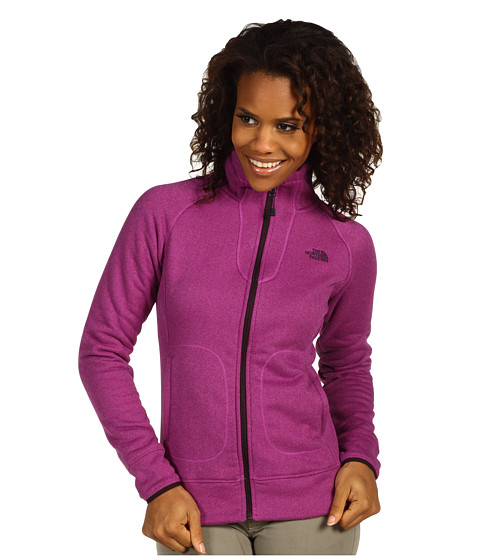 Bluze The North Face - Novelty Crescent Point Full Zip - Plush Purple