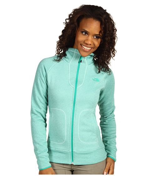Bluze The North Face - Novelty Crescent Point Full Zip - Sisley Blue