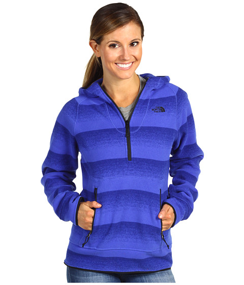 Bluze The North Face - Novelty Crescent Sunshine Hoodie - Vibrant Blue