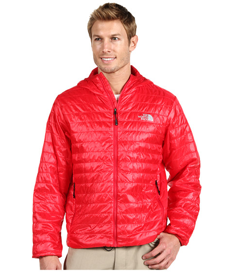 Special Iarna The North Face - Men\\\'s Redpoint Micro Hooded Jacket - TNF Red