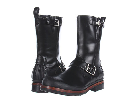 Ghete UGG - Randell - Black Leather