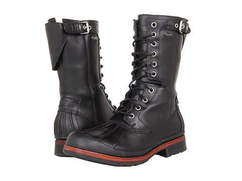 Ghete UGG - Reese - Black Leather