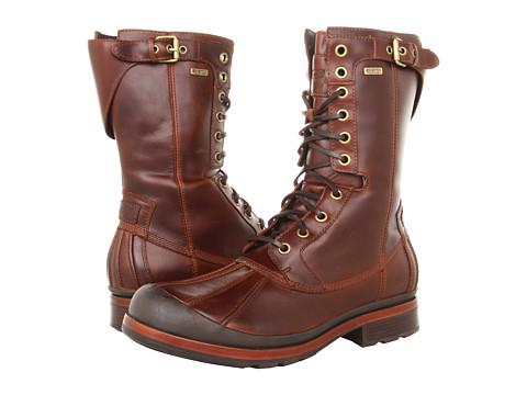 Ghete UGG - Reese - Chestnut Leather