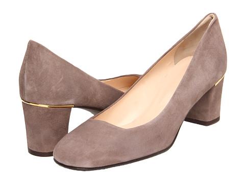 Pantofi Sesto Meucci - 160 - Dark Taupe Suede