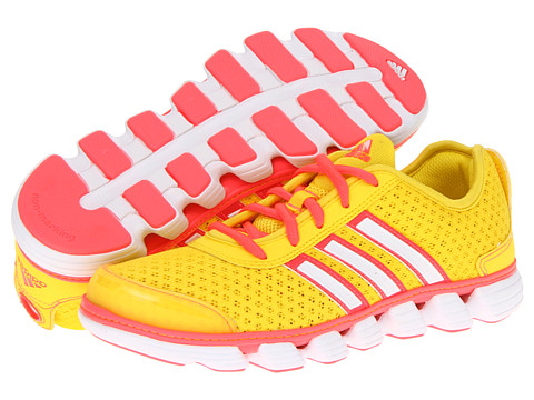 Adidasi adidas - Liquid 2 W - Yellow Zest/Running White/Red Zest