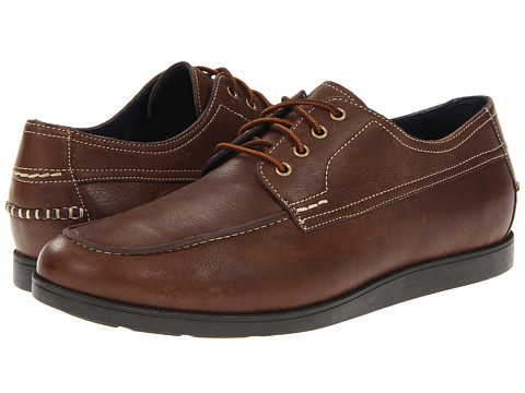 Pantofi Cole Haan - Air Mason 4 Eye Ox - Dark Brown