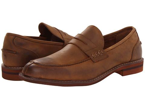 Pantofi Florsheim - Doon Penny - Brown Crazy Horse