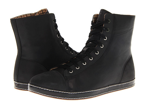 Ghete UGG - Rivington - Black Leather