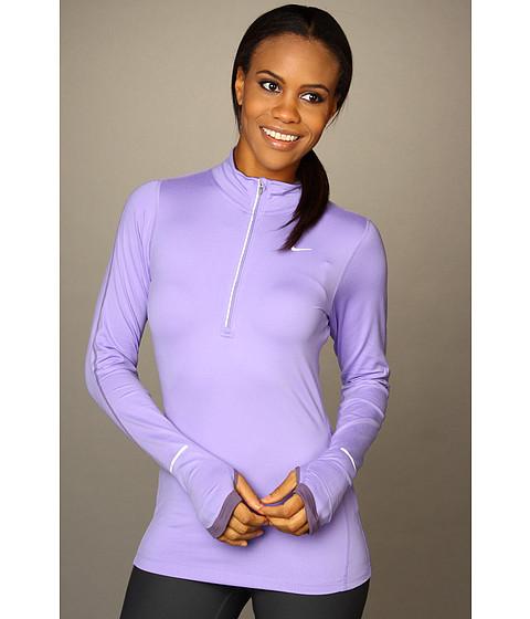 Bluze Nike - Element Half-Zip - Mediun Violet/Dark Plum/Reflective Silver