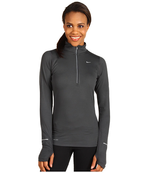 Bluze Nike - Element Half-Zip - Anthracite/Anthracite/Reflective Silver